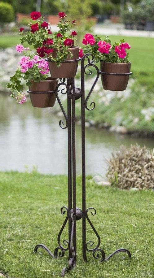 палитры характер кованые садовые цветочницы фото так происходит